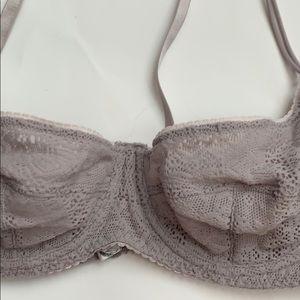 Free People Intimates & Sleepwear - Free People Brand, Bra, 34 D, Purple